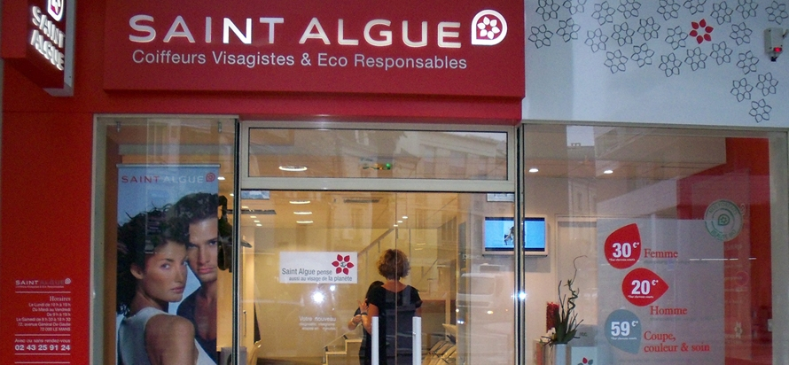 Devanture de magasin